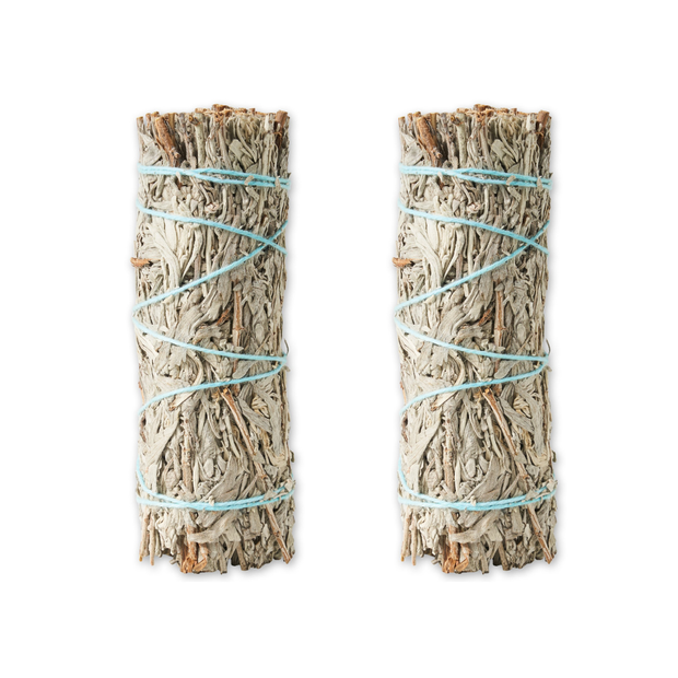 Blue Sage Smudge Sticks - Liv Rocks