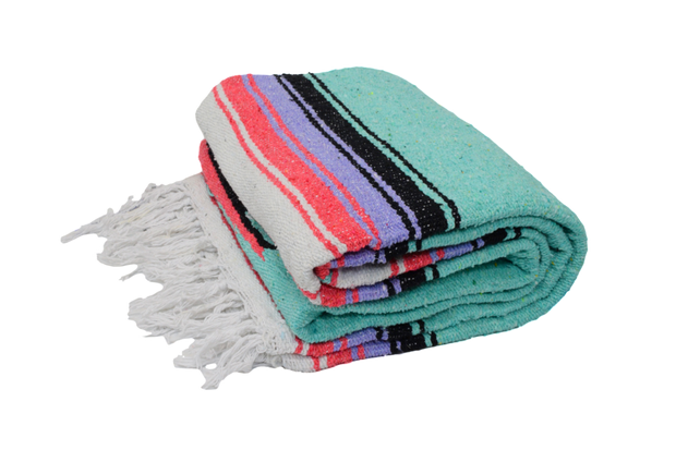 Mexican Falsa Blankets - Liv Rocks + Cute Face Masks