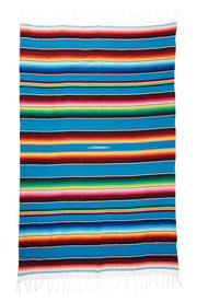 Serape Throw Blanket - Liv Rocks + Cute Face Masks
