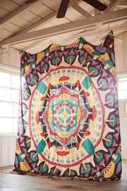 Meditation Wall Tapestry - Liv Rocks + Cute Face Masks