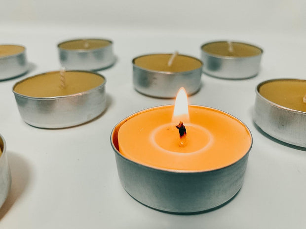 Tea Light Candles - Liv Rocks Energy Healing Crystals+ Wholesale Sage