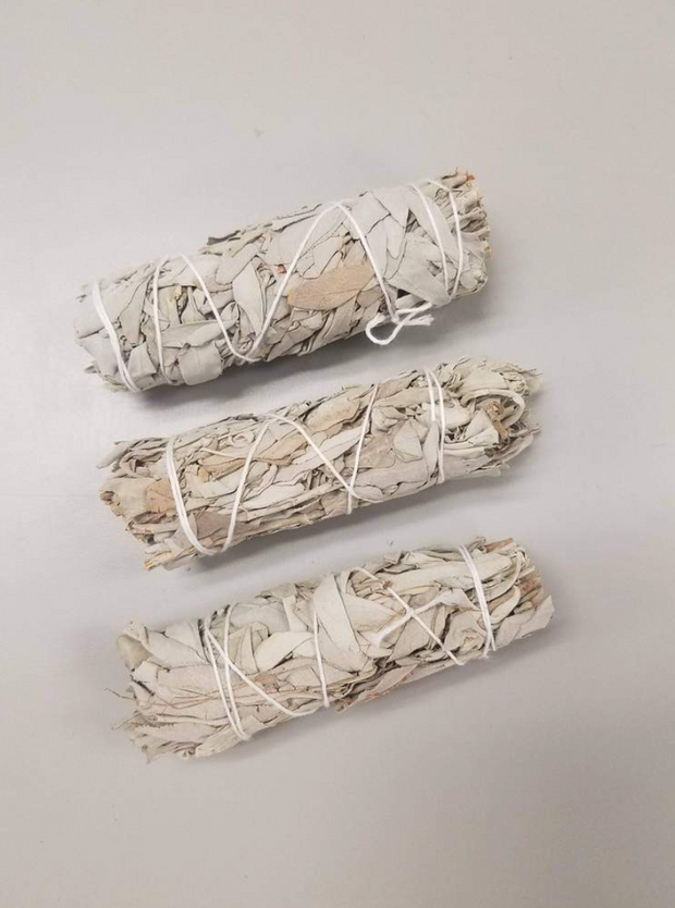 White Sage Smudge Stick - Liv Rocks + Cute Face Masks