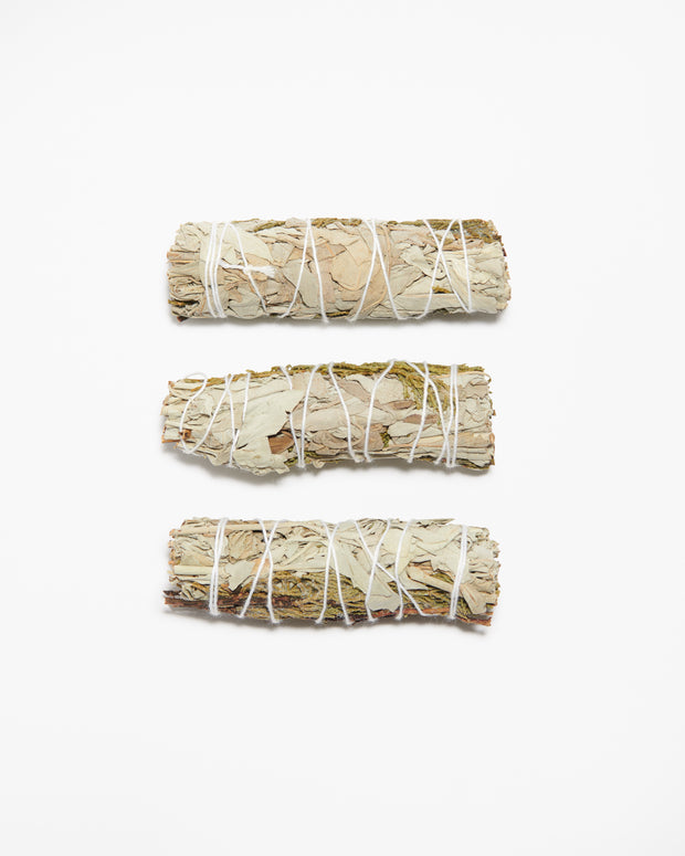 Sage + Juniper Smudge Sticks - Liv Rocks + Cute Face Masks