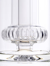 Zob 18 inch Mini Beaker with Double UFO Percolators