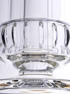Zob 21 inch Beaker with Double UFO Percolators