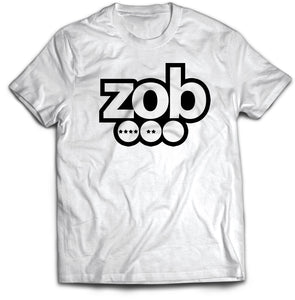 Zob Dots (White) T-Shirt