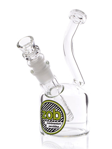 Zob 7.5 inch 75mm Chamber Bubbler with Diffused Downstem