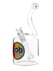 Zob 10.5 inch 110mm Chamber Bubbler with Fixed Flat Disc Diffuser