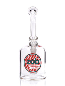 Zob 8.5 inch 75mm Chamber Bubbler with Fixed Flat Disc Diffuser