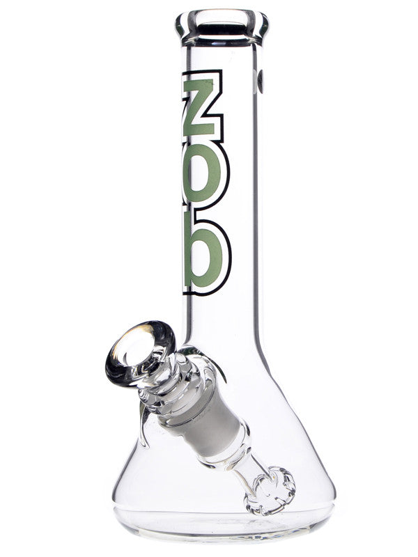 Zob 9 inch Princess Beaker with Fixed Flat Disc Diffuser