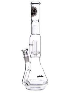 Zob 15 inch Stemless Beaker with Zobello and UFO Percolators