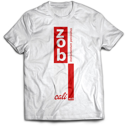 Zob Stacked Logo T-Shirt