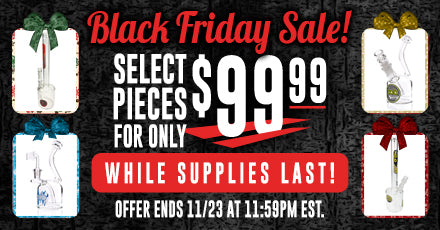 Black Friday Deals! Select pieces for only $99.99!