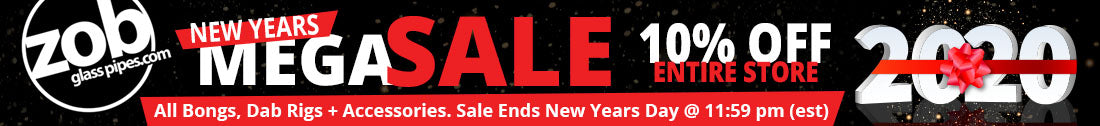New Years Sale! 10% off everything site-wide!