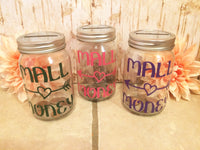 Mall Money Piggy Bank - Red River Valley Designs