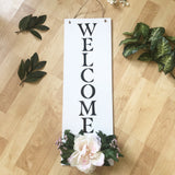 Minimalist Neutral Welcome Sign - Red River Valley Designs