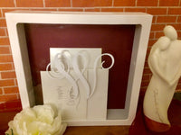 Large Initial Wedding Card Box