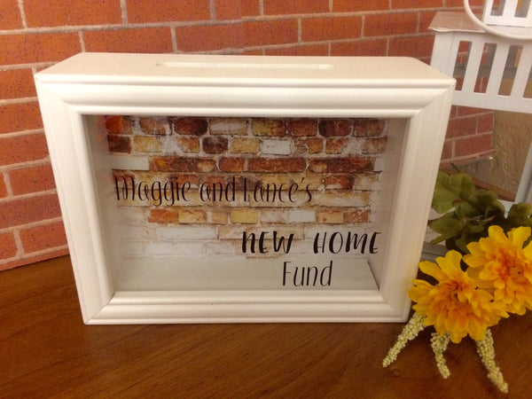 New Home Fund- Shadow Box Bank