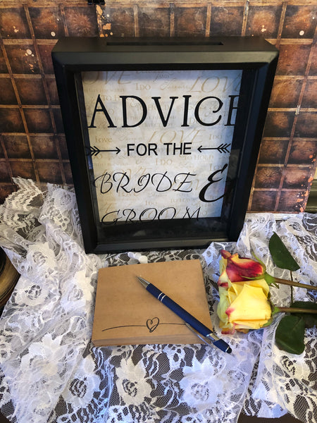 Alternative Guest Book - Red River Valley Designs