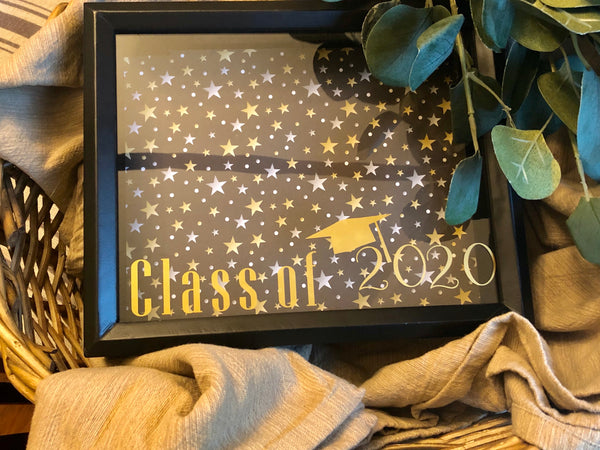 Graduation Advice Card Box - Red River Valley Designs