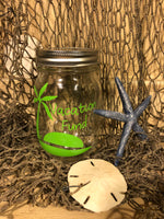Vacation Fund Jar Money Bank - Red River Valley Designs