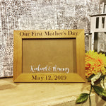 Custom Mother's Day Frame for Dezi - Red River Valley Designs
