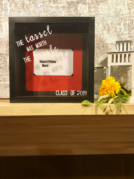 Graduation Card Holder for Graduation Party - Red River Valley Designs