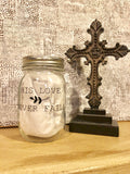 Christian Money Jar - Red River Valley Designs