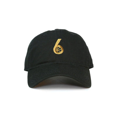 The 6 Gold Dad Hat