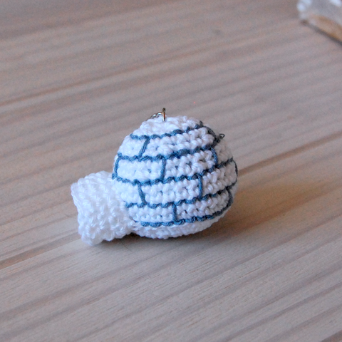 Igloo Keychain