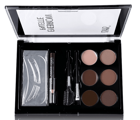 6 Colour Eyebrow Enhancer Kit