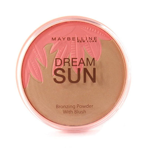 MAYBELLINE Dream Sun Bronzing Powder Blush - Golden Tropics 09