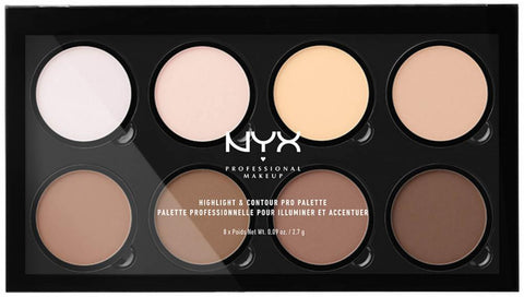 NYX HIGHLIGHT & CONTOUR PRO PALETTE - Mad About Sales