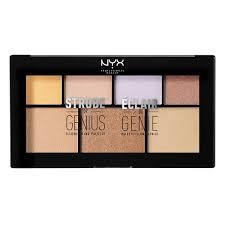 NYX Strobe of Genius Illuminating Palette - Mad About Sales