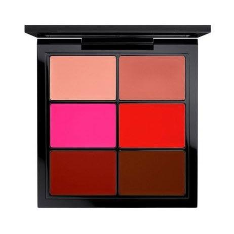 MAC Diane Kendal Casual Colour Lip & Cheek Colour Palette in Enhance Me