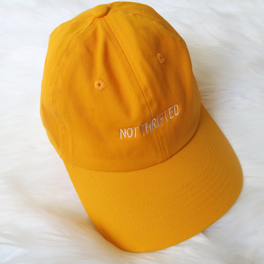 Not Thrifted Dad Hat