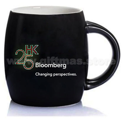 Bloomberg Ceramic Coffee Mug