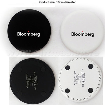 Bloomberg Wireless Charger pad