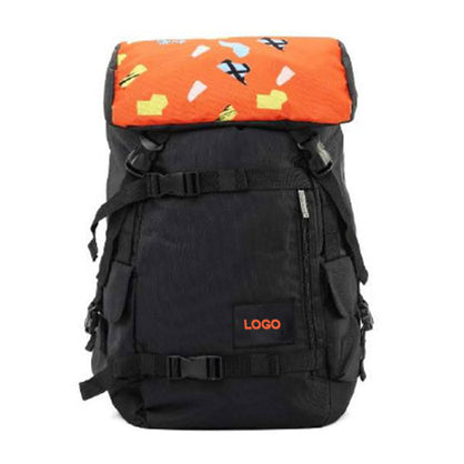 Bespoke Branded Corporate GiFTs - Heavy-duty Hiking Backpack