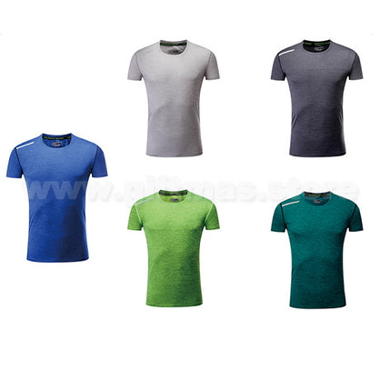Sporty Slim-Fit Quick Dry T-shirt