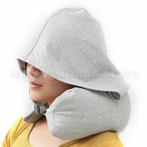 Travel Neck Pillow Hoodie
