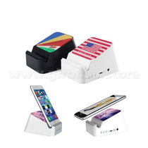 3 in 1 WIRELESS CHARGER SPEAKER MOBILE PHONE STAND
