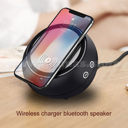 WIRELESS CHARGER TWS SPEAKER
