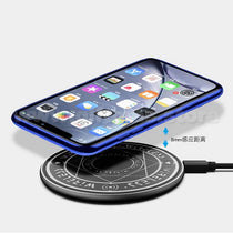 Light-up LOGO Desktop Wireless Charger Pad