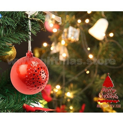 TWS Christams Bauble Bluetooth Speaker