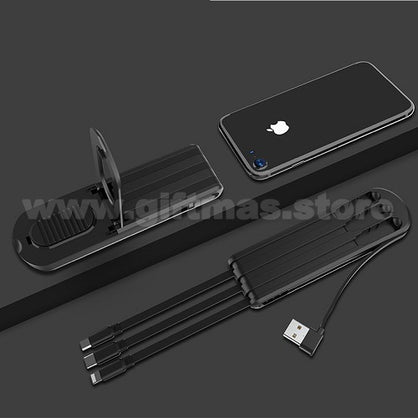 3 in 1 USB FAST CHARGING CABLE