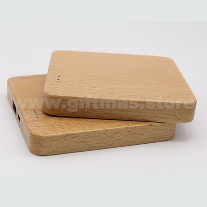 Wooden Case Power Bank