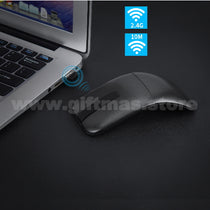Folding Arc Touch Bluetooth Wireless Mouse