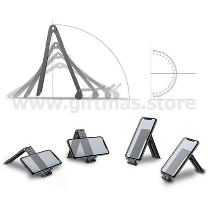 Multifunctional Metal Foldable Stand Holder