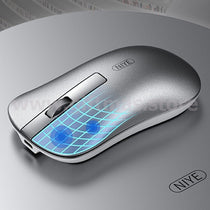 Metal Wireless Computer Mouse